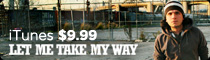 Let Me Take My Way - Buy now on iTunes
